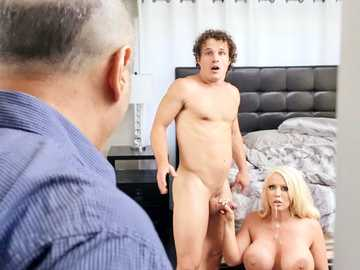 Alura Jenson: Nursing My Stepson's Sick Dick